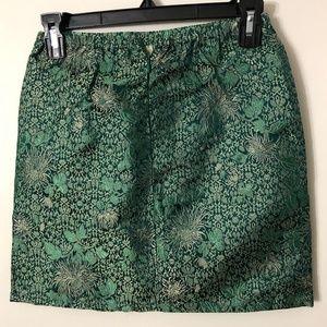 Brandy Melville moss skirt
